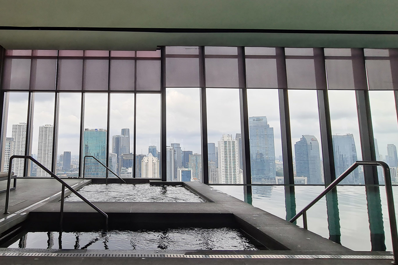 Hot & Cold Plunge Pool